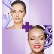 Combo Rejuvenescimento: Botox ® Power + Preenchimento (2 ml)